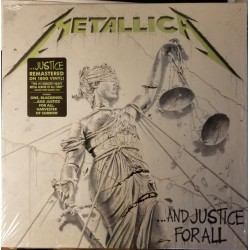 Metallica ‎– ...And Justice...