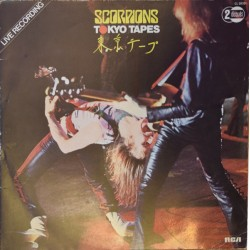 Scorpions – Tokyo Tapes (2...