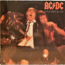 AC/DC ‎– If You Want Blood...